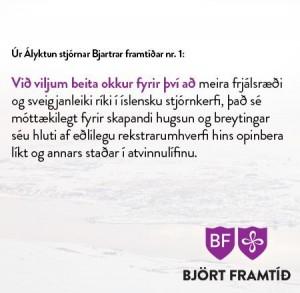 BF-Frjals- Skapandi